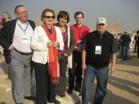 World convention of tourist guides in Cairo